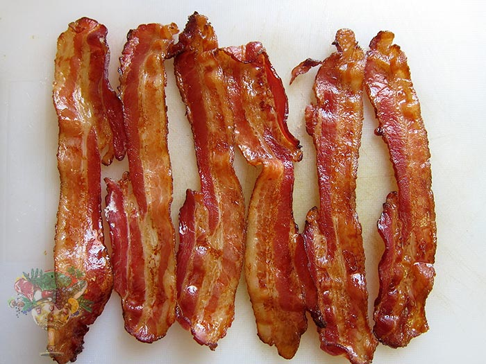 The trick to making crispy no fuss bacon christopher james clark oven crispy bacon 1 ccuart Images