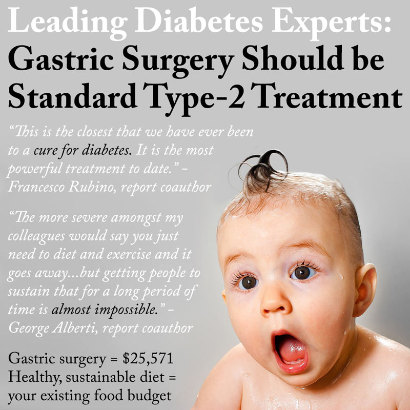 """Radical New Diabetes Treatment Hailed as Closest Thing Yet to """"Cure"""""""